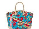 Dooney & Bourke Plastic Rose Satchel