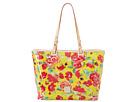 Dooney & Bourke Plastic Rose Leisure Shopper