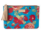 Dooney & Bourke Plastic Rose Tassel Cosmetic Pouch