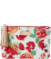 Dooney & Bourke - Plastic Rose Tassel Cosmetic Pouch