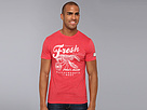 Sperry Top-Sider - Fresh All Season T-Shirt (Ribbon Red Heather) - Apparel