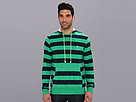 Sperry Top-Sider - Top of the Line Hoodie (Grass) - Apparel