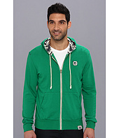 Sperry Top-Sider - Solid Zip Up Hoodie