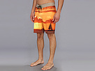 Sperry Top-Sider - Sunset Cruisin Boardshort (Multi) - Apparel