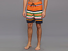 Sperry Top-Sider - Santa Monica Stripe Boardshort (Multi) - Apparel