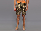 Sperry Top-Sider - The Marina Corps Boardshort (Fatigue) - Apparel