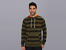 Sperry Top-Sider - Top of the Line Hoodie (Fatigue) - Apparel