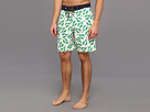 Sperry Top-Sider - What a Catch Boardshort (Ivory) - Apparel