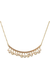 Jessica Simpson - Modern Romance Bar Pearl Necklace