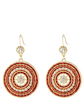 Jessica Simpson - Twist and Tied Drop Earrings