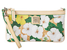 Dooney & Bourke Pansy Large Slim Wristlet