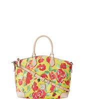 Dooney & Bourke - Coated Cotton Rose Garden Satchel