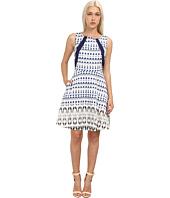 Rachel Roy - Print Flare Dress