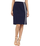 Rachel Roy - Bonded Jersey Pencil Skirt