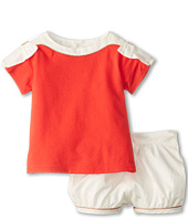 Chloe Kids - Bubble Short And S/S Top Set (Infant)