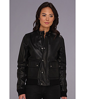 Diesel Black Gold - Lapul-L Leather Jacket