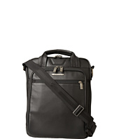 Briggs & Riley - @ Work Small Slim Vertical Leather Brief