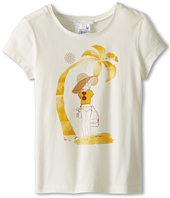 Chloe Kids - Printed Chloe Girl Tee (Toddler/Little Kids)