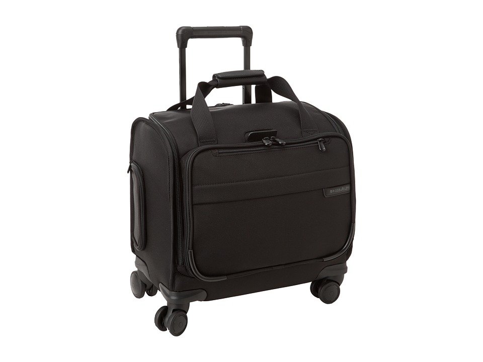 Briggs & Riley - Baseline Carry-On Cabin Spinner (Black) Carry on Luggage