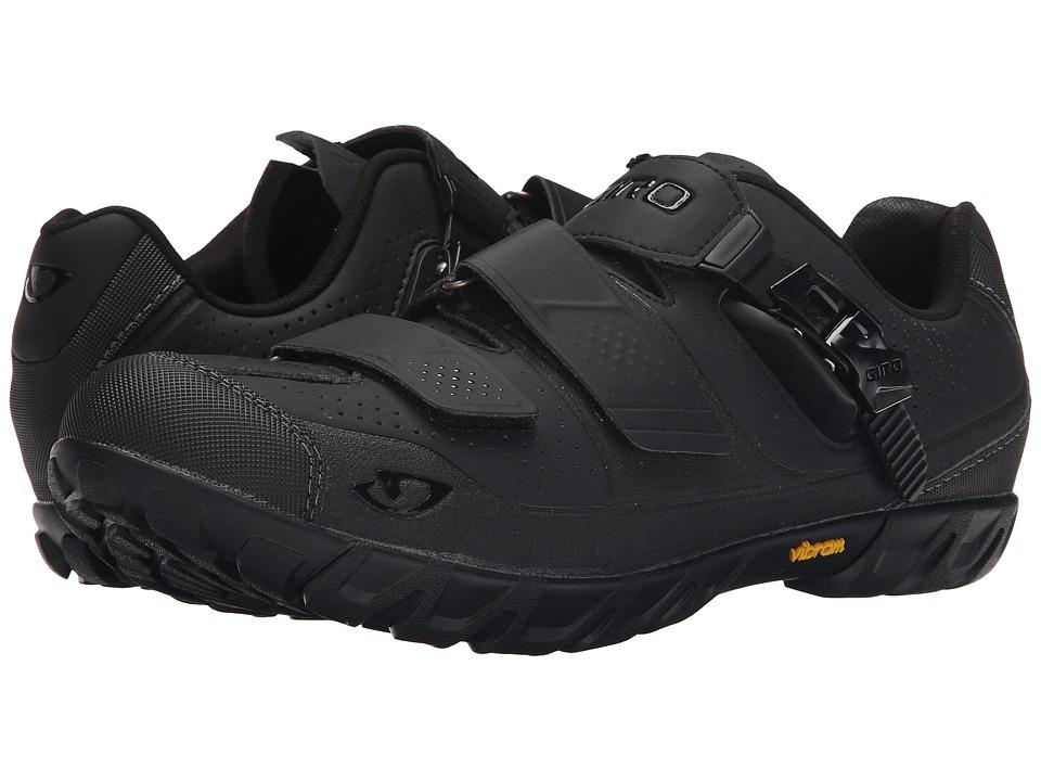 Giro Terraduro Black Mens Cycling Shoes