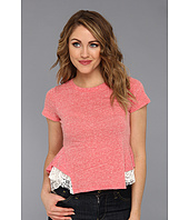 Free People - Tulip Lace Tee