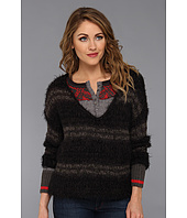 Free People - Linus Stripe Pullover