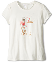 Chloe Kids - S/S Printed T-Shirt (Big Kids)