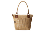 The Sak Cambria Large Tote (Bamboo w/ Gold)