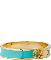 Kate Spade New York - Bows And Spades Thin Spade Turnlock Bangle