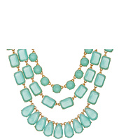 Kate Spade New York - Riviera Garden Triple Strand Necklace