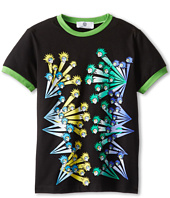 Versace Kids - Boy's T-Shirt w/ Medusa Print (Toddler/Little Kids)