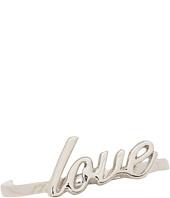 Kate Spade New York  Things We Love Love Adjustable Ring