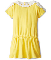 Chloe Kids - Jersey Dress with Bows On Shoulders (Toddler)
