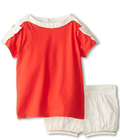 Chloe Kids - Bubble Short And S/S Top Set (Toddler)