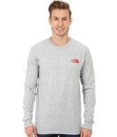 The North Face - L/S Red Box Tee