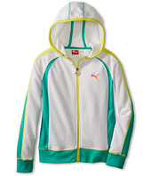 Puma Kids - Color Blocked Sleeve Hoodie (Big Kids)