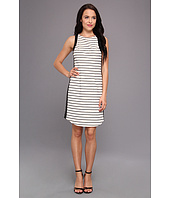 Jessica Simpson - Sleeveless Dress w/ Contrast Armhole And Side Bands