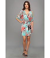 Jessica Simpson - Dolman Wrap Dress w/ Self Tie
