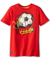 Puma Kids - Vivid Tee (Big Kid)
