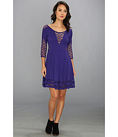 Free People - To The Point Mini Dress