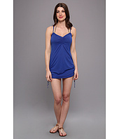 CA by Vitamin A Swimwear - CA Spaghetti Dress Cover-up