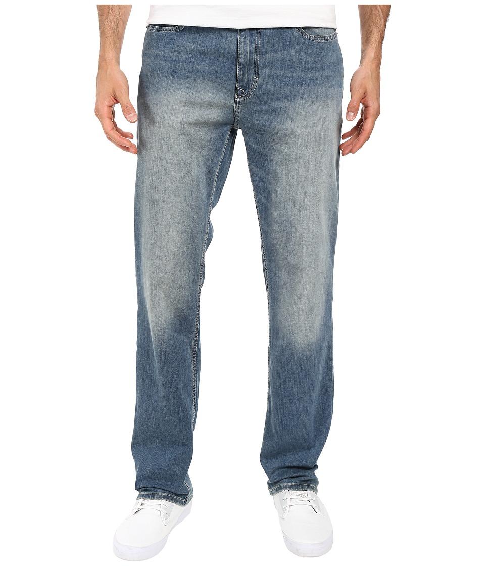 Calvin Klein Jeans Straight Denim in Silver Bullet (Silver Bullet) Men
