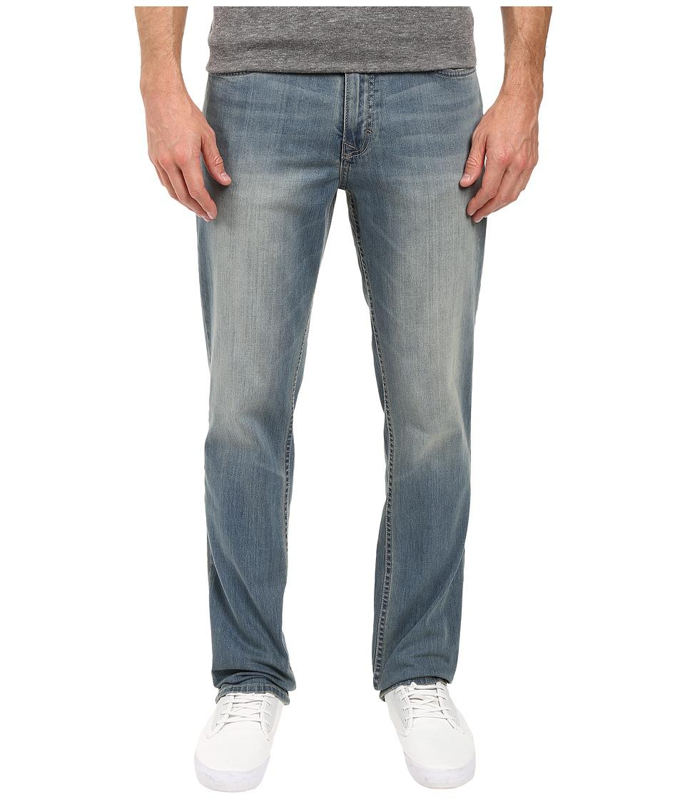 Calvin Klein Jeans Slim Straight Denim in Silver Bullet (Silver Bullet) Men