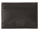 Filson Money Clip with Credit Card Case (Black)