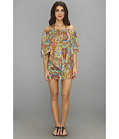 Luli Fama - Samba Caracol Tassels Party Dress Cover-Up