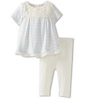 Juicy Couture Kids - Striped 2 Pc Legging Set (Infant)