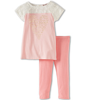 Juicy Couture Kids - Logo Knit Leggin Set (Infant)