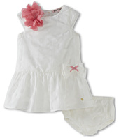 Juicy Couture Kids - Woven Burnout Dress (Infant)