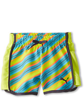 Puma Kids - Allover Print Woven Short (Toddler)
