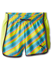 Puma Kids - Allover Print Woven Short (Little Kids)